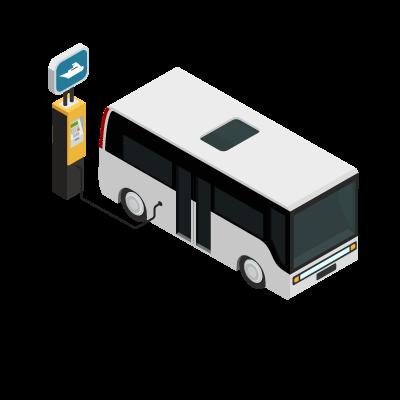 Ricarica bus elettrico