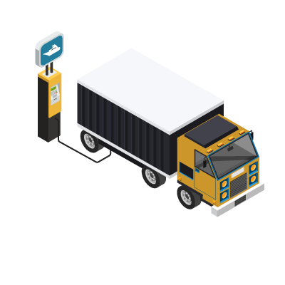 FCS mobility - ricarica per mezzi pesanti elettrici